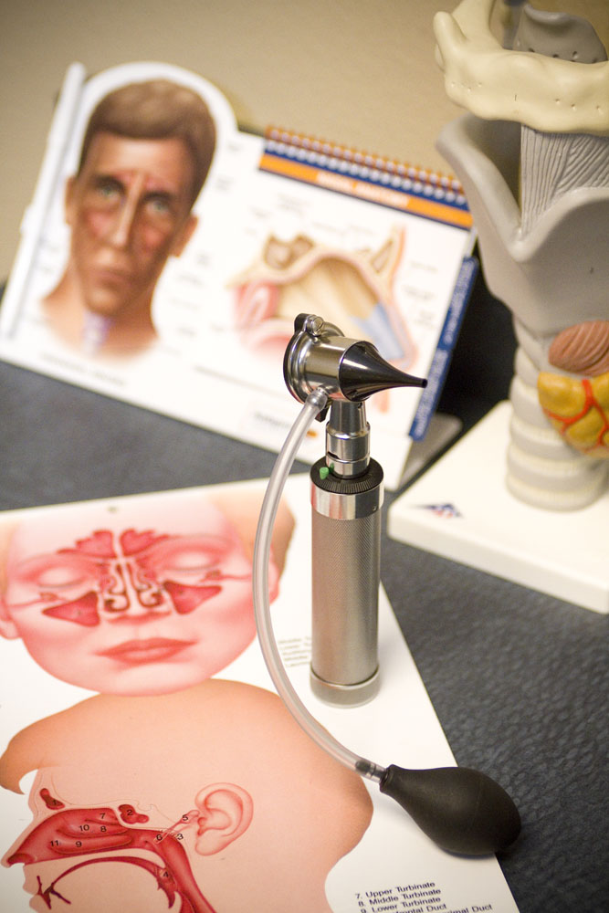 What is an Otolaryngologist?